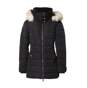 Tally Weijl Zimní kabát  černá