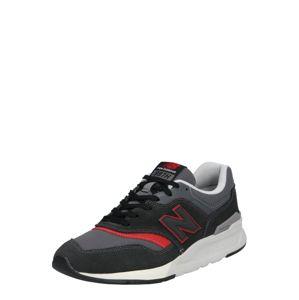 New Balance Tenisky 'CM997HX'  tmavě šedá / černá