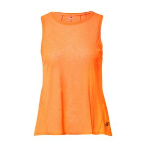 4F Sportovní top  oranžová