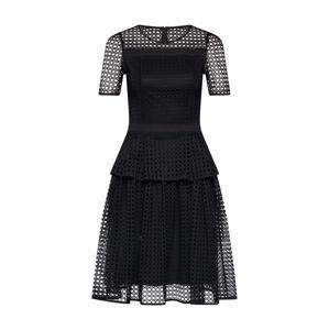 MICHALSKY FOR ABOUT YOU Koktejlové šaty 'Carla'  černá