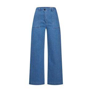 Review Kalhoty  modrá
