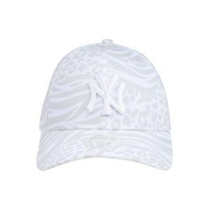 NEW ERA Čepice 'WMNS Fashion Fabric 9Forty'  offwhite / bílá