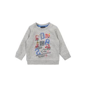 BLUE SEVEN Mikina 'Mini Kn Sweatshirt, RH'  světle šedá