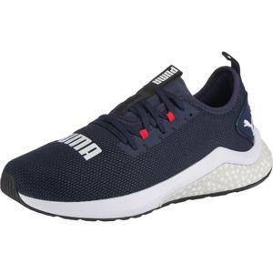 PUMA Běžecká obuv  tmavě modrá / bílá