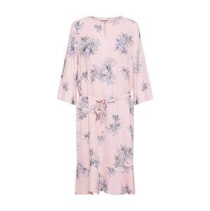 Kaffe Šaty 'Mille'  růžová