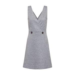 ONLY Koktejlové šaty 'TRACIE'  tmavě šedá