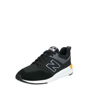 New Balance Tenisky 'MS009'  tmavě žlutá / černá / bílá