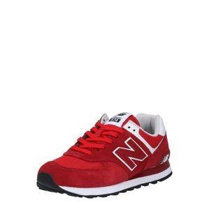 new balance Tenisky  světle červená / karmínově červené / bílá