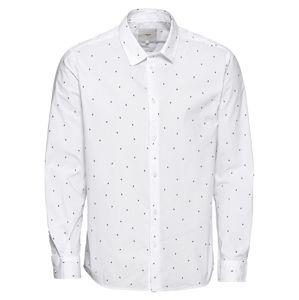 Minimum Košile 'topper'  černá / bílá