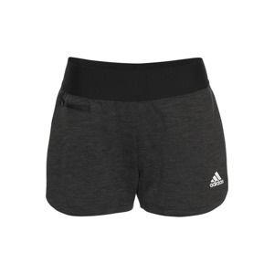 ADIDAS PERFORMANCE Sportovní kalhoty 'Id Stadium St'  černý melír / bílá