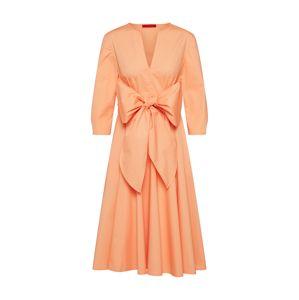 MAX&Co. Společenské šaty 'Dioniso'  červená / oranžová / bílá