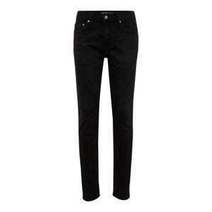 Calvin Klein Jeans Džíny 'CKJ 026 SLIM'  černá džínovina