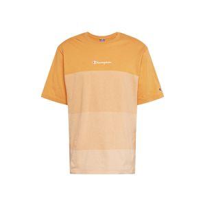 Champion Authentic Athletic Apparel Tričko  jasně oranžová / tmavě oranžová