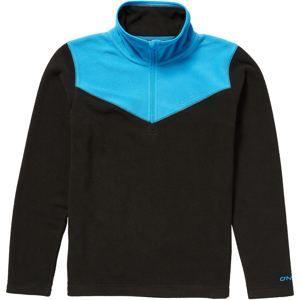 O'NEILL Sportovní svetr 'PB RAILS HZ FLEECE'  modrá / černá