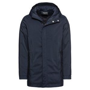 Anerkjendt Zimní bunda 'Abbot'  tmavě modrá