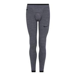 NIKE Sportovní kalhoty 'M NP TGHT NPC'  šedá