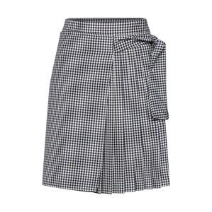 MAX&Co. Sukně 'CAPSULA'  černá / bílá