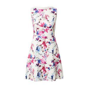 Trendyol Šaty  mix barev / růžová / bílá