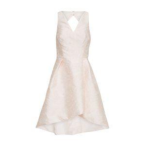 Coast Koktejlové šaty 'SYLIVE DRESS'  pudrová