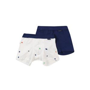 SCHIESSER Spodní prádlo  námořnická modř / bílá