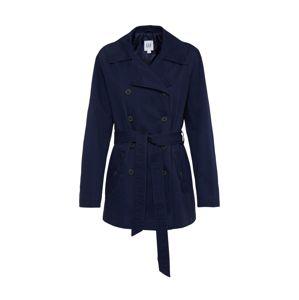 GAP Přechodný kabát 'V-CLASSIC TRENCH'  námořnická modř