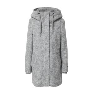 ESPRIT Přechodný kabát  šedý melír