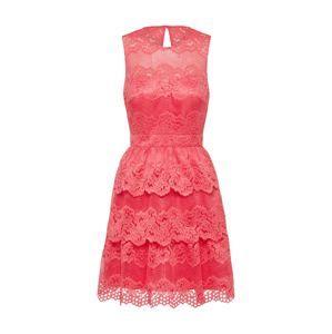 Laona Koktejlové šaty  korálová