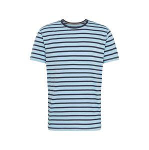 ESPRIT Tričko  kouřově modrá / marine modrá