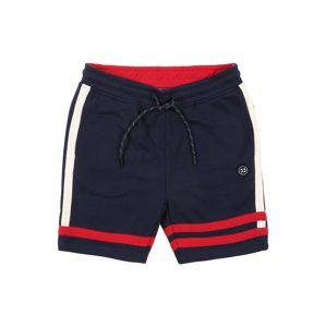 Jack & Jones Junior Kalhoty 'JJIBLAIR SWEAT SHORTS JUNIOR'  marine modrá