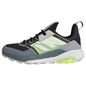 ADIDAS PERFORMANCE Sportovní boty 'Trailmaker'  šedá / černá / svítivě žlutá