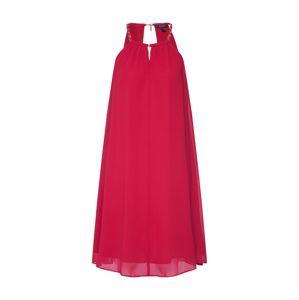 Esprit Collection Šaty  tmavě růžová