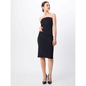 IVYREVEL Koktejlové šaty 'TUBE DRESS'  černá