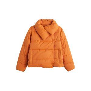 MANGO Přechodná bunda 'JOHN'  oranžová