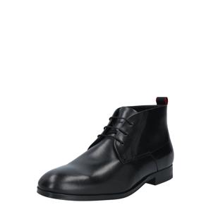 HUGO Kotníkové boty 'Boheme'  černá