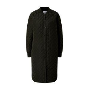 MOSS COPENHAGEN Přechodný kabát 'DEYA'  tmavě zelená