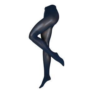 FALKE Punčocháče 'Pure Matt 50'  noční modrá