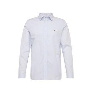 LACOSTE Společenská košile 'MANCHES'  modrá