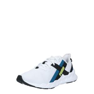 PUMA Sportovní boty 'Weave XT Twin'  černá / bílá / modrá