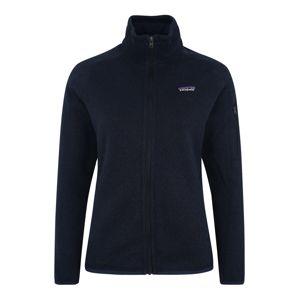 PATAGONIA Sportovní mikina s kapucí 'W's Better Sweater Jkt'  námořnická modř