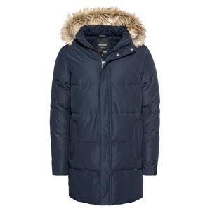 anerkjendt Zimní bunda 'Arni'  tmavě modrá
