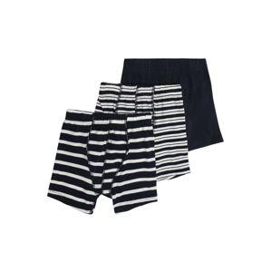 NAME IT Spodní prádlo  černá / bílá