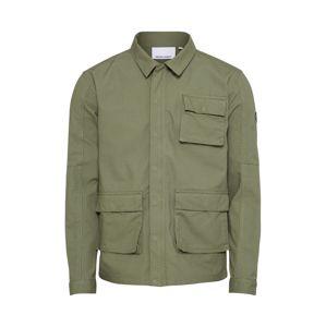 Anerkjendt Přechodná bunda 'FALK JACKET'  khaki