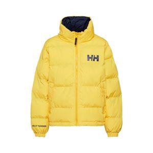 HELLY HANSEN Zimní bunda  noční modrá / žlutá