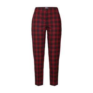 iBlues Kalhoty 'DAMASCO'  červená / černá
