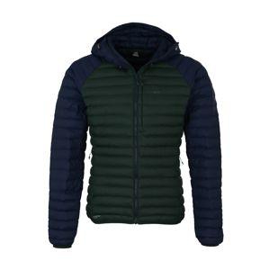 Haglöfs Sportovní bunda 'Essens Mimic Hood'  modrá / tmavě zelená