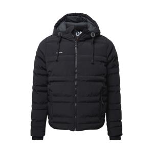 BRAVE SOUL Zimní bunda 'BOBBIEPKA'  černá