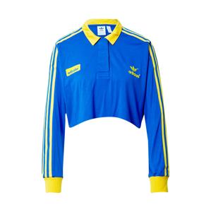 ADIDAS ORIGINALS Tričko  modrá / žlutá