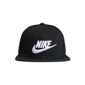 Nike Sportswear Klobouk 'NK PRO FUTURA 4'  černá / bílá
