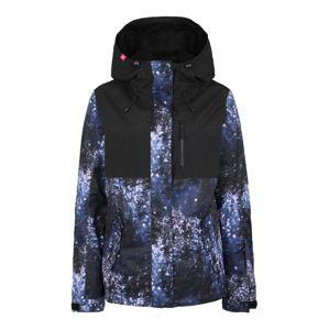 ROXY Outdoorová bunda 'Jetty'  černá / tmavě modrá