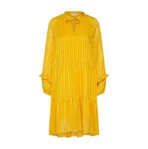 ICHI Letní šaty 'IXDONNA DR'  žlutá